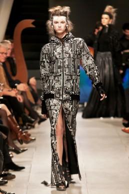 dress custom made by JanBoelo
