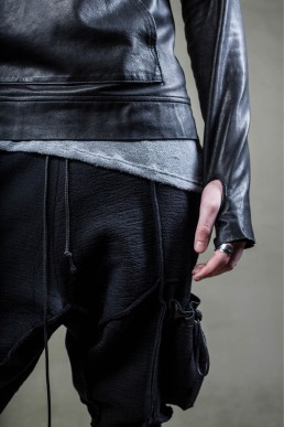 For those who dare Jan Boelo leather