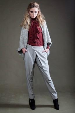 JANBOELO suit grey red jan boelo Winschoten