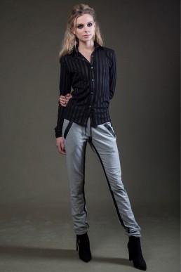 JANBOELO Female model blouse pants custom made winschoten