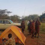 Staying with the Matheniko clan in Karamoja Uganda