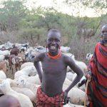 visiting the Matheniko kids in Karamoja Uganda